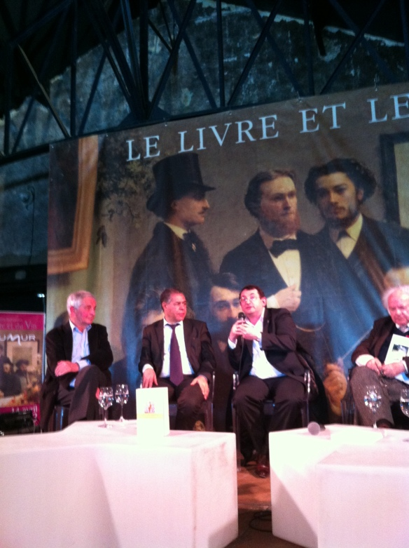 Yvan Levaï, Malek Chebel et Didier Long